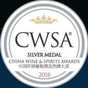 CWSA Silver Medal